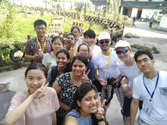 With the Jinhua Team