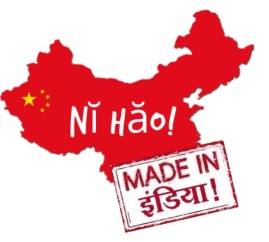 Chinese Made in India